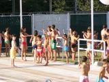 Clausura del Curso Infantil de Natación 2009_142