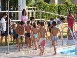 Clausura del Curso Infantil de Natación 2009_144