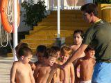 Clausura del Curso Infantil de Natación 2009_170