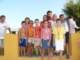 Clausura del Curso Infantil de Natación 2009_195