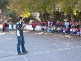 Exbición de rapaces en el Colegio José Plata-4-12-2009 :: Exbición de rapaces en el Colegio José Plata-4-12-2009_47
