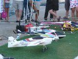 Exibición de Aeromodelismo. Pórtico de Feria 2009_40