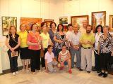 Exposición del Taller Municipal de Pintura de Mengíbar. 03-06-2009_133