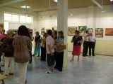 Exposición del Taller Municipal de Pintura de Mengíbar. 03-06-2009_68