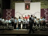 Feria y Fiestas de la malena 2009. Coronación  y Fuegos Artificiales-1_117