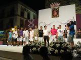 Feria y Fiestas de la malena 2009. Coronación  y Fuegos Artificiales-2_163