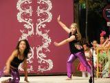 Portico de Feria 2009 . Academia de Baile F&M_288