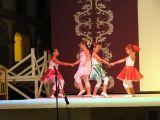 Portico de Feria 2009 . Academia de Baile F&M_294