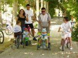 Portico de Feria 2009 . Dia de la Bicicleta-I_175