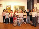 Exposión de Pintura. Alumnos/as del Taller Municipa de Pintural-11-06-2010_103