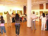 Exposión de Pintura. Alumnos/as del Taller Municipa de Pintural-11-06-2010_105