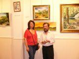Exposión de Pintura. Alumnos/as del Taller Municipa de Pintural-11-06-2010_107