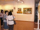 Exposión de Pintura. Alumnos/as del Taller Municipa de Pintural-11-06-2010_58
