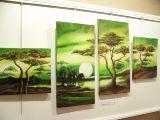 Exposión de Pintura. Alumnos/as del Taller Municipa de Pintural-11-06-2010_68