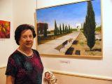 Exposión de Pintura. Alumnos/as del Taller Municipa de Pintural-11-06-2010_91