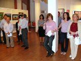 Exposión de Pintura. Alumnos/as del Taller Municipa de Pintural-11-06-2010_99