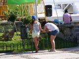 Fiestas de la Malena 2010- Concurso de pintura y comienzo de fiestas_123