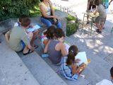 Fiestas de la Malena 2010- Concurso de pintura y comienzo de fiestas_131