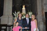 Los Rosarios 2010.  Procesión Virgen de Fátima.29-08_101
