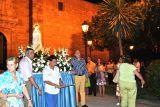 Los Rosarios 2010.  Procesión Virgen de Fátima.29-08_61