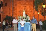 Los Rosarios 2010.  Procesión Virgen de Fátima.29-08_62
