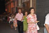 Los Rosarios 2010.  Procesión Virgen de Fátima.29-08_77