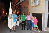 Los Rosarios 2010.  Procesión Virgen de Fátima.29-08_79