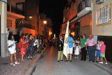 Los Rosarios 2010.  Procesión Virgen de Fátima.29-08_80