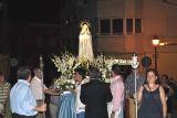Los Rosarios 2010.  Procesión Virgen de Fátima.29-08_85