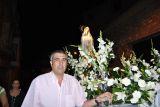 Los Rosarios 2010.  Procesión Virgen de Fátima.29-08_90