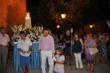 Los Rosarios 2010.  Procesión Virgen de Fátima.29-08_94