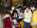 Recogida de cartas para los Reyes Magos. 3-01-2010_140