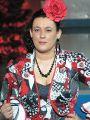 Semana la Mujer 2010. 5 de marzo.Desfile de trajes Flamencos-2_209