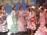 Semana la Mujer 2010. 5 de marzo.Desfile de trajes Flamencos-2_256