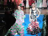 Semana la Mujer 2010. 5 de marzo.Desfile de trajes Flamencos-2_262