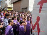 Jornada Mundial de la Juventud. Vía Crucis. Junio-2011_244