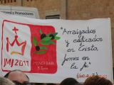 Jornada Mundial de la Juventud. Vía Crucis. Junio-2011_271