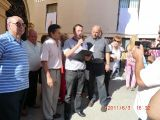 Jornada Mundial de la Juventud. Vía Crucis. Junio-2011_379