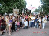 Jornada Mundial de la Juventud. Vía Crucis. Junio-2011_456