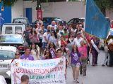 Jornada Mundial de la Juventud. Vía Crucis. Junio-2011_136