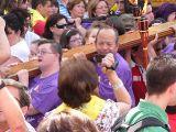 Jornada Mundial de la Juventud. Vía Crucis. Junio-2011_173