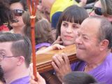 Jornada Mundial de la Juventud. Vía Crucis. Junio-2011_174