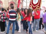 Jornada Mundial de la Juventud. Vía Crucis. Junio-2011_214