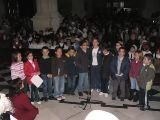 Parroquia San Pedro. Cantos navideños. 22-12-2011_170