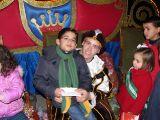 Recogida de cartas para los Reyes Magos. 4-01-2011_172