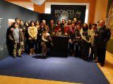 Visitas exposición Bronces de Maquiz_13