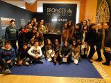 Visitas exposición Bronces de Maquiz_9