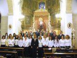 18/11/2007. Coral Ossigi en Jaén. Actuación