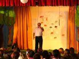 Teatro. Por alumnos/as del CEIP José Plata 2