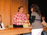 Entrega de diplomas alumnos/as talleres municipales 19